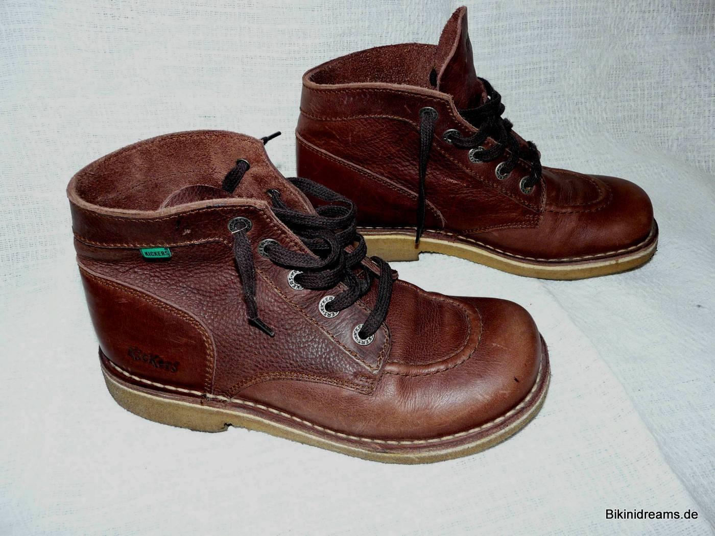 new product d6961 dfa7b Kickers Schuhe Herrenschuhe Boots Grösse 41